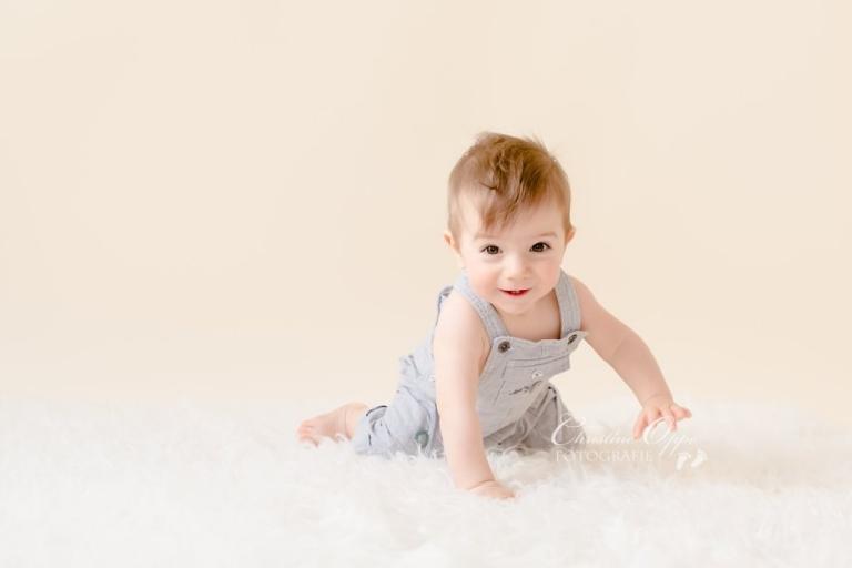 Natürliche, lebendige Babyfotos von Baby Maël aus Berlin