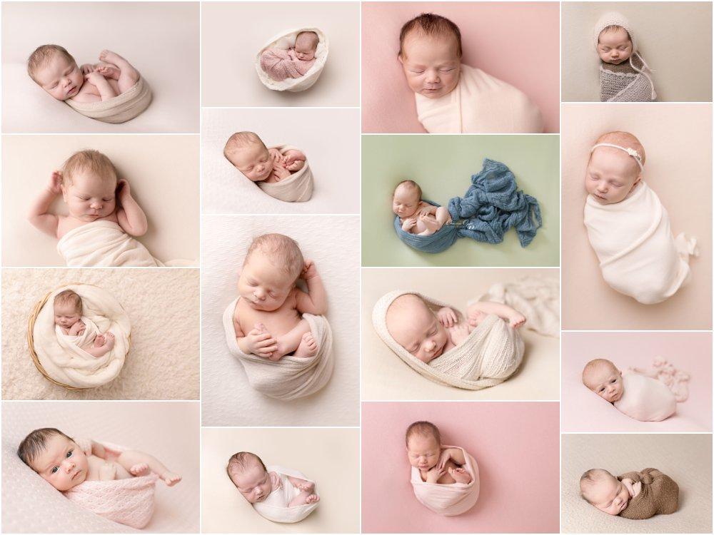 Workshop Wrapping für Neugeborenenfotografie